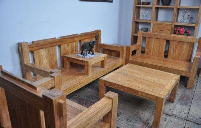 实木家具上楼