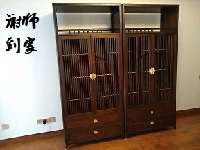 西安书柜安装