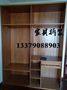西安东郊沁水新城小区28号楼2205家具拆装