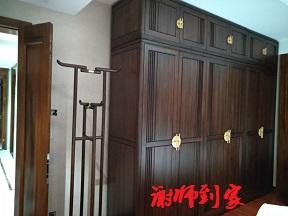 新中式禾气家具安装