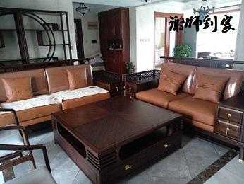 新中式家具安装